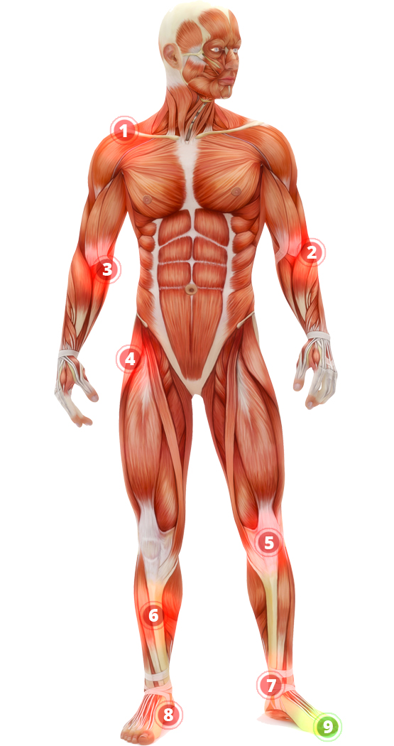 Painful Hip Bursitis Trochanterica Medical Products Australia